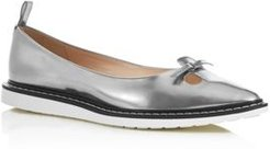The Mouse Shoe Demi-Wedge Flats