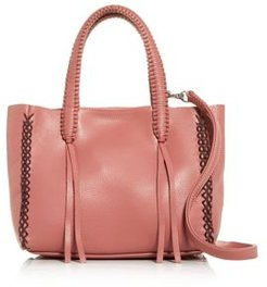 Iconic Leather Mini Tote