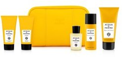 Barbiere Travel Must-Haves Gift Set