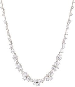 Loa Cluster Strand Necklace, 16