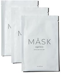 Ageless Anti-Aging Sheet Masks, Set of 3