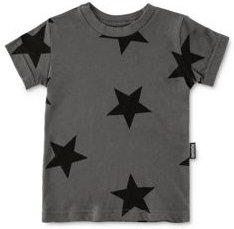 Boys' Star Print Tee & Star Print Lounge Pants Set - Little Kid