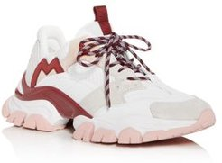 Leave No Trace Chunky Low-Top Sneakers