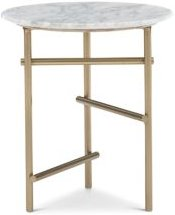Concentric Accent Table