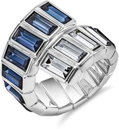 Core Collection Fluid Azzurro Wrap Ring