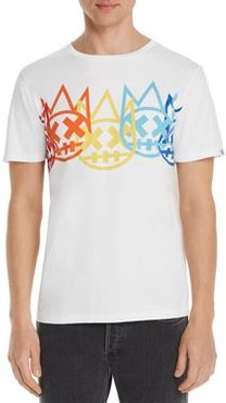 Step & Repeat Logo Graphic Tee