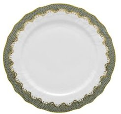 Fishscale Serving Plate