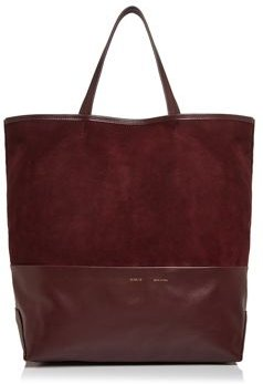 Large Color-Block Tote - 100% Exclusive