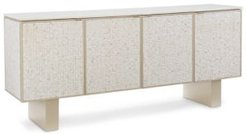 Bomb-Shell Two-Height Sideboard