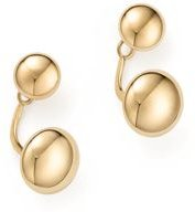 14K Yellow Gold Ball Ear Jackets - 100% Exclusive