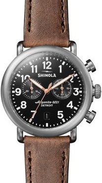 Runwell Chronograph Watch, 41mm