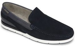 Jamey Suede Slip-On Loafers
