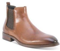 Laurence Chelsea Leather Boots