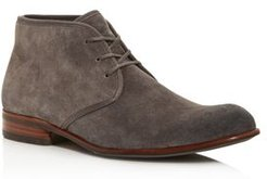 Seagher Suede Chukka Boots