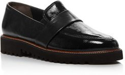 Beagan Patent Leather Loafers