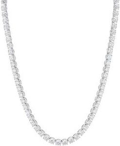 Classic Tennis Necklace, 16
