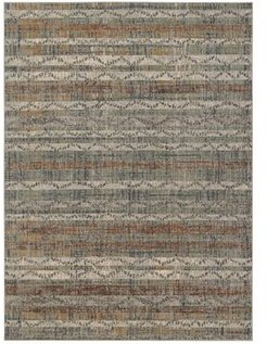 Elements Bluff View Area Rug, 8' x 11'