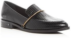 Light Embossed Loafers