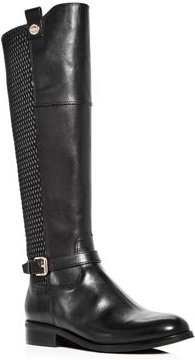 Galina Leather Tall Boots
