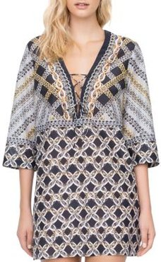 Chains of Gold Swim Cover-Up