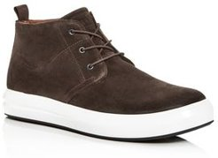 The Mover Suede Chukka Boots