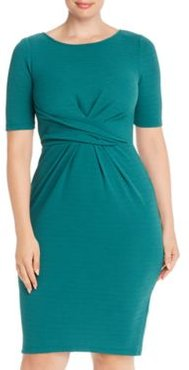 Rio Twist-Front Dress
