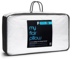 My Flair Asthma & Allergy Friendly Firm Down Pillow, Queen - 100% Exclusive