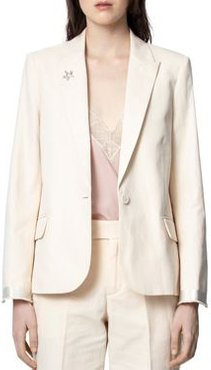 Victor Tailored Suit Jacket