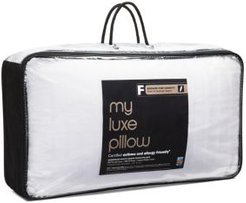 My Luxe Asthma & Allergy Friendly Medium/Firm Density Down Pillow, Standard/Queen - 100% Exclusive