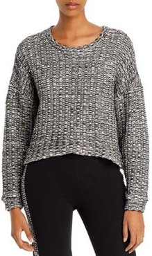 Tahoe Cropped Sweater