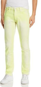 Slim Fit Jeans in Neon
