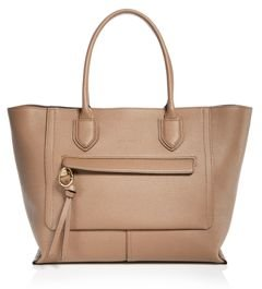 Mailbox Large Leather Tote