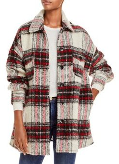 Bagatelle. nyc Plaid Shirt