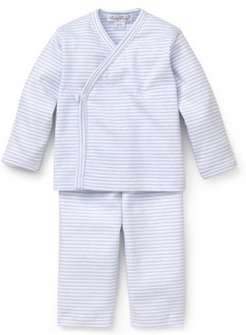 Boys' Wrap-Front Shirt & Pants - Baby