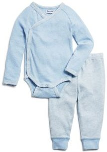 Boys' Striped Kimono Top & Pants Take Me Home Set - Baby