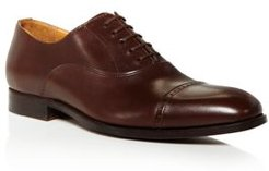 Watts Cap-Toe Oxfords