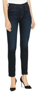 Holly High Rise Jeans in Upside Down