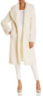 Bagatelle. nyc Cozy Sherpa Faux Fur Coat - 100% Exclusive