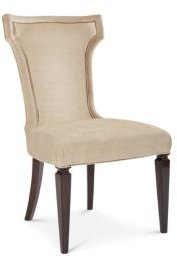 Classic Upholstered Chair