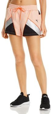 Tfs Piped Color-Block Shorts
