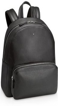 Meisterstuck Soft-Grain Leather Backpack in Black