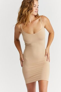 Seamless Mini by Intimately at Free People, Latte, XS/S