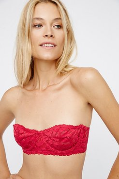 Love Letters Convertible Bra by Intimately at Free People, Crimson, 34 DD