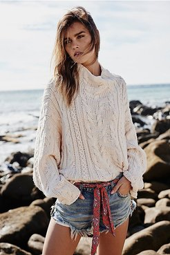 Sashed & Relaxed Short by We The Free at Free People Denim