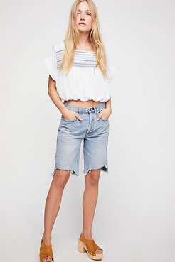 One Summer Night Short by We The Free at Free People Denim