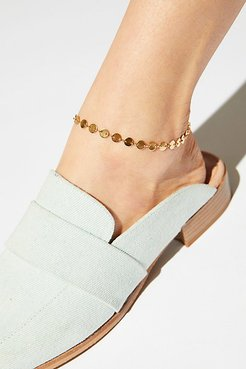 Maxxi Anklet by Lili Claspe at Free People, Gold, One Size
