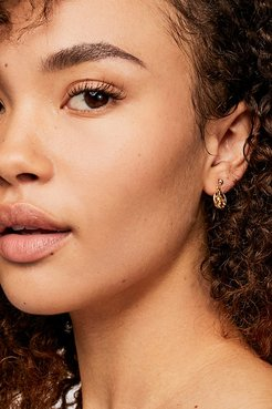 Tiny Single Astrology Earring by Cam Jewelry at Free People