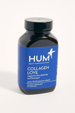 Collagen Love by HUM Nutrition at Free People, One, One Size