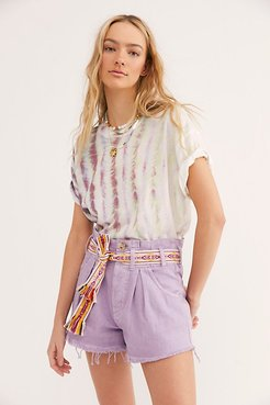 Wrap Belt by Bands of LA at Free People, Collection Pink, One Size