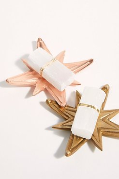 Crystal Star by Ariana Ost at Free People, Gold, One Size